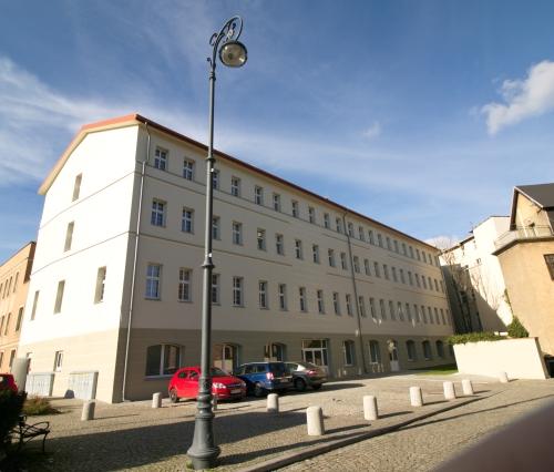 Siedziba MOPS w Wałbrzychu